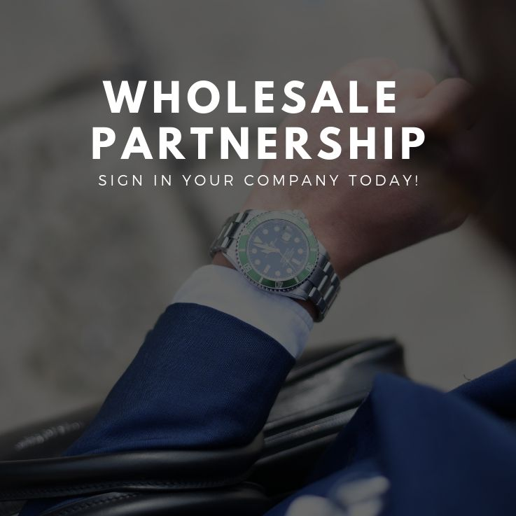Wholesale Partnership - sign in today!